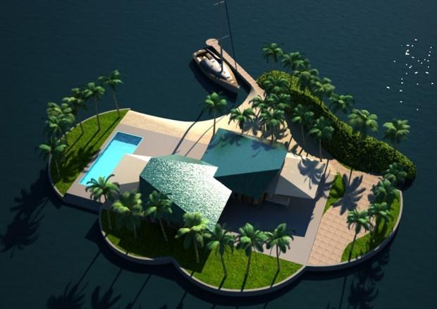 Dünyanın farklı yerlerinden yüzen mimari örnekleri - Page 3