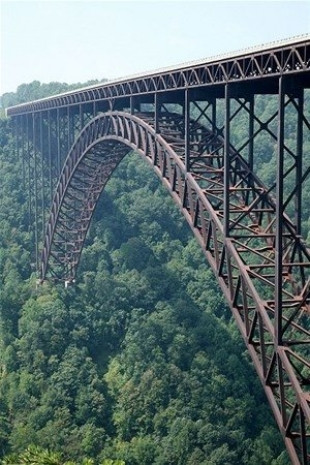 Dünyanın farklı yerlerinden ilginç köprüler - Page 4