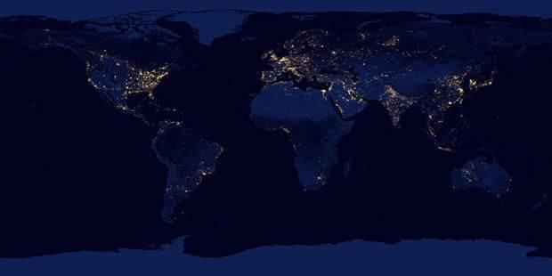 Dünya'nın Gece Fotoğrafları - Page 1