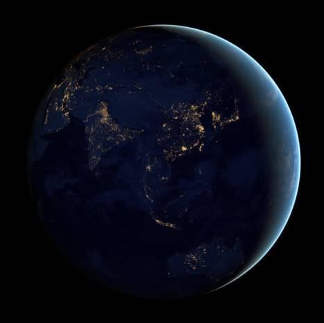 Dünya'nın Gece Fotoğrafları - Page 2