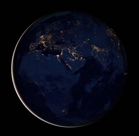 Dünya'nın Gece Fotoğrafları - Page 4