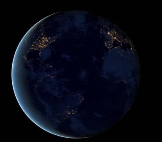 Dünya'nın gece manzarası - Page 2