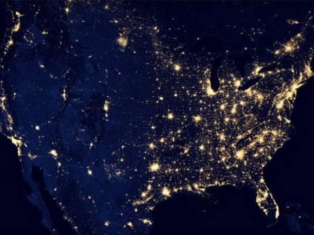 Dünya'nın gece manzarası - Page 3