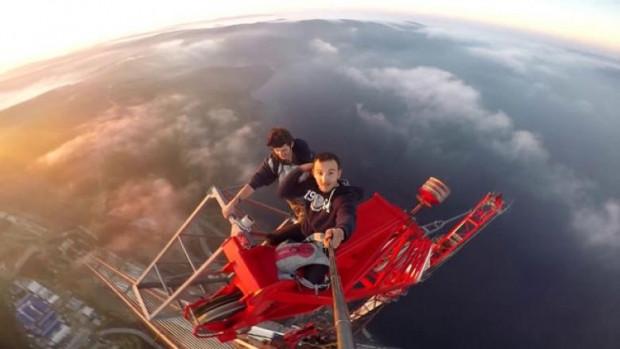 Dünyanın Gelmiş Geçmiş En Çılgın 20 Selfie'si - Page 1