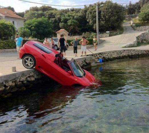 Dünyanın her yerinden ilginç kaza görüntüleri - Page 2