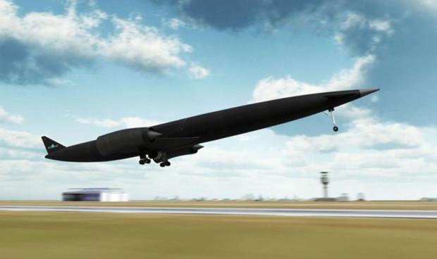 Dünyanın her yerine 4 Saatte gidecek uçak: Skylon - Page 2