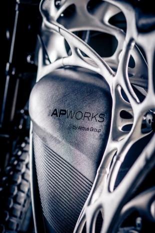 Dünyanın ilk 3D baskılı motosikleti - Page 3