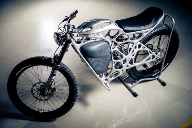 Dünyanın ilk 3D baskılı motosikleti - Page 4