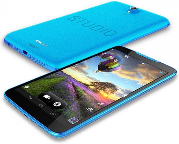 Dünyanın ilk 7 inç akıllı telefonu: Blu Studio 7.0 - Page 1