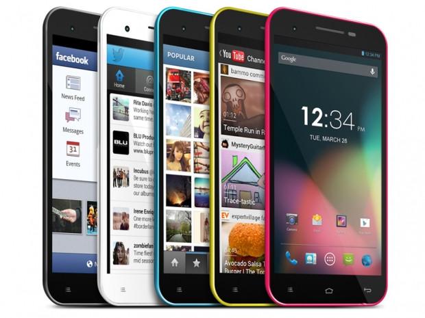 Dünyanın ilk 7 inç akıllı telefonu: Blu Studio 7.0 - Page 2