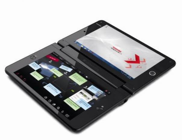 Dünyanın ilk çift ekranlı laptopu - Page 2