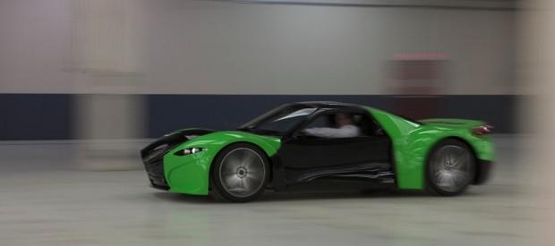 Dünyanın ilk elektrikli süper otomobili Dubuc Tomahawk - Page 2