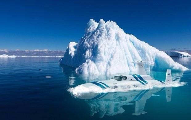 Dünyanın ilk en üst seviyede lüks denizaltısı - Page 1