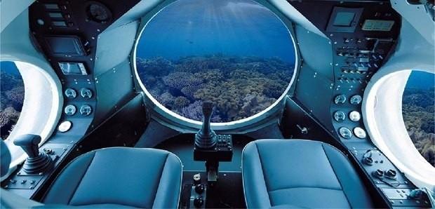Dünyanın ilk en üst seviyede lüks denizaltısı - Page 2