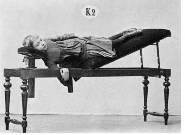Dünyanın ilk Fitnes salonunun ilginç aletleri - Page 2