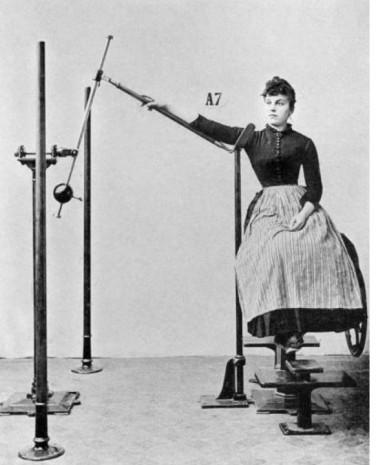 Dünyanın ilk Fitnes salonunun ilginç aletleri - Page 3