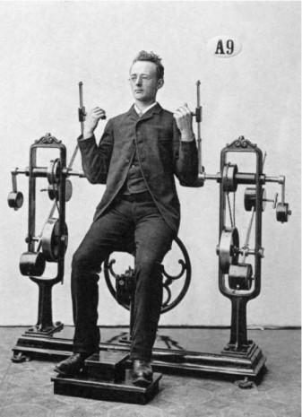 Dünyanın ilk Fitnes salonunun ilginç aletleri - Page 4