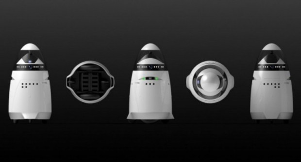 Dünyanın ilk robot güvenlik görevlisi! - Page 4