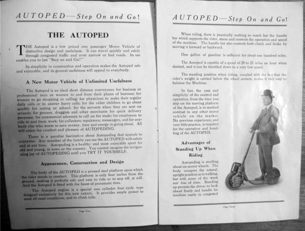Dünyanın ilk Scooter'ı Eveready Autoped - Page 4