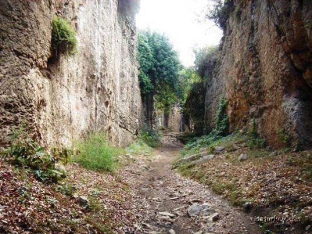 Dünyanın ilk tüneli Türkiye'de - Page 1
