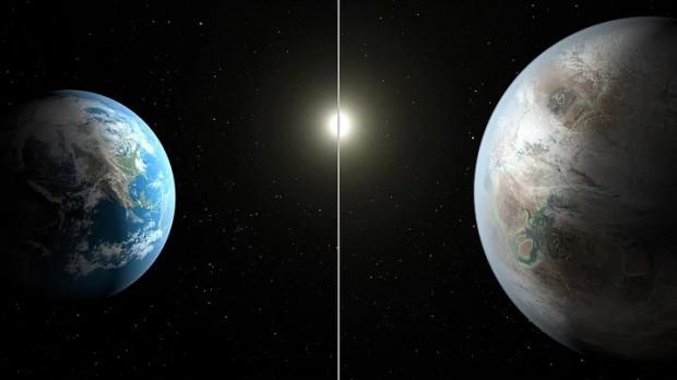 Dünya'nın kuzeni, gezegen Kepler-452b ile tanışın - Page 1