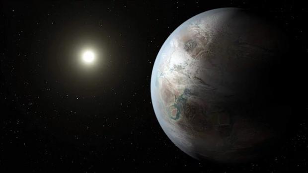 Dünya'nın kuzeni, gezegen Kepler-452b ile tanışın - Page 2