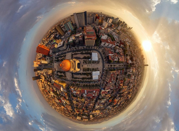 Dünyanın metropollerine 3 boyutlu bakın - Page 3