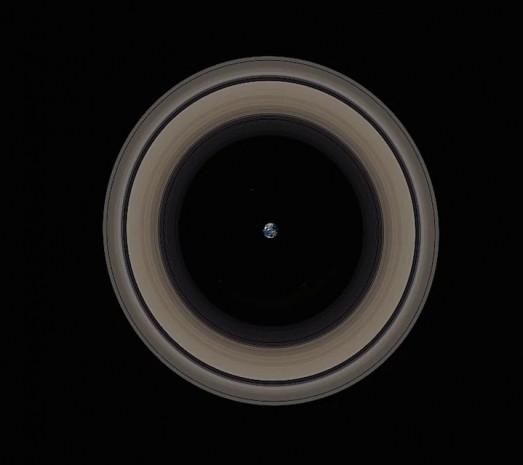 Dünya'nın oldukça küçük bir gezegen olduğunu kanıtlayan 11 görsel - Page 1