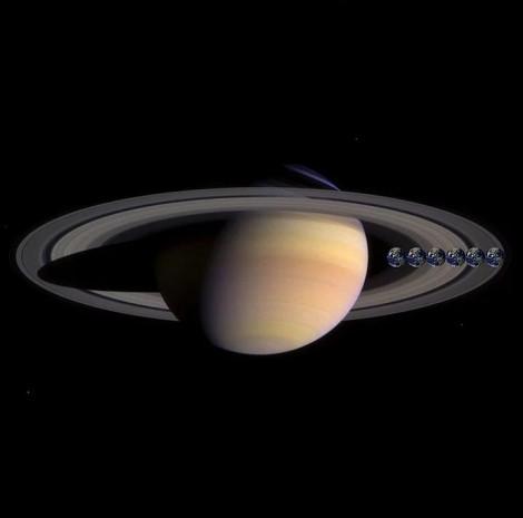 Dünya'nın oldukça küçük bir gezegen olduğunu kanıtlayan 11 görsel - Page 2