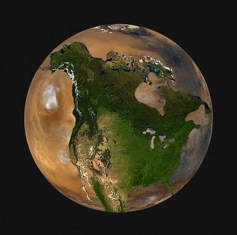 Dünya'nın oldukça küçük bir gezegen olduğunu kanıtlayan 11 görsel - Page 3