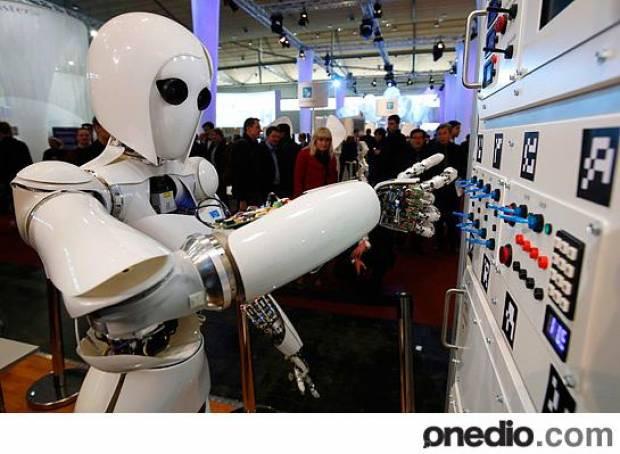 Dünyanın sonunu bu robotlar getirebilir mi? - Page 1