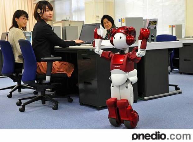 Dünyanın sonunu bu robotlar getirebilir mi? - Page 2