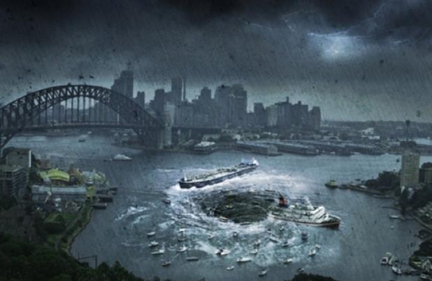 Dünyanın sonunu fotoğrafladı - Page 1