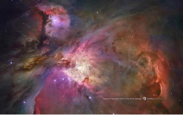 Dünya'nın uzaydaki gözü Hubble'dan 10 muhteşem fotoğraf - Page 4