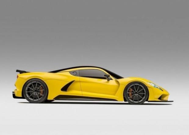 Dünyanın yeni en hızlı aracı artık Venom F5 - Page 1