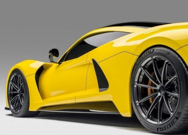 Dünyanın yeni en hızlı aracı artık Venom F5 - Page 4