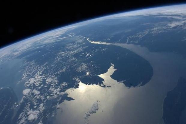 Dünya'nın yörüngesinde canlı yayın yapıldı! - Page 2