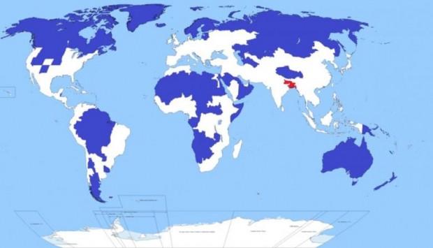 Dünya'ya bakış açımızı değiştirtirecek haritalar - Page 4
