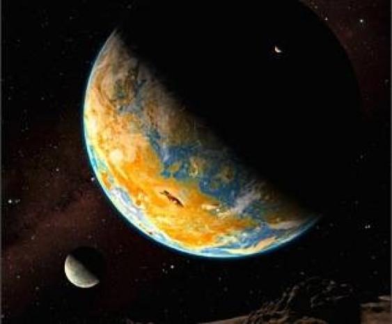 Dünyaya en çok benzeyen 'Gliese 581g'in özellikleri - Page 4