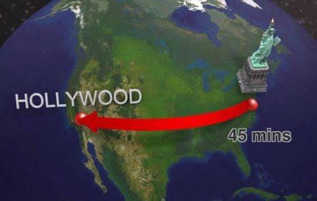 Dünyayı 6 saatte dolaşan tren! - Page 4