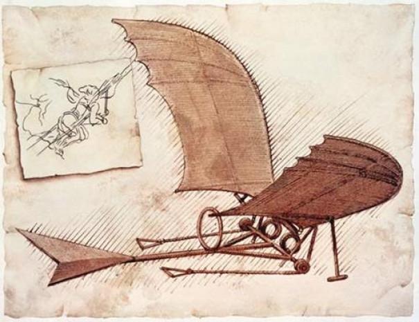 Dünyayı değiştiren Leonardo Da Vinci icatları - Page 4
