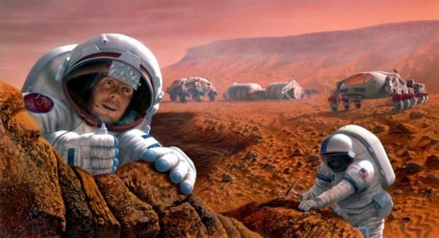 Duvar Kağıtları NASA Konsept