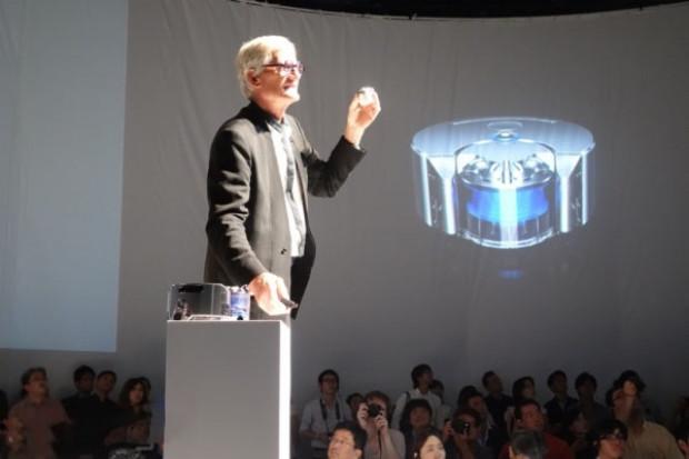 Dyson's, yeni temizlik robotu Eye 360'ı tanıttı! - Page 1