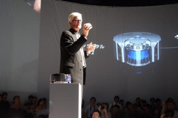 Dyson's, yeni temizlik robotu Eye 360'ı tanıttı! - Page 2