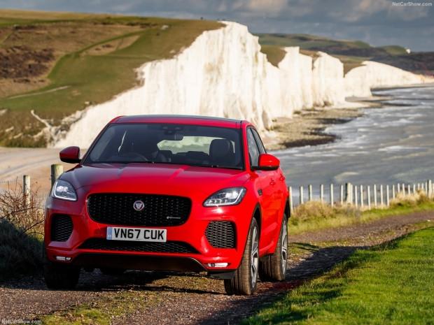 E-Pace, Jaguar'ın ilk tamamen elektrikli SUV'u - Page 1