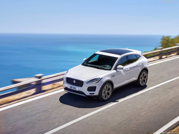 E-Pace, Jaguar'ın ilk tamamen elektrikli SUV'u - Page 2