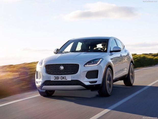 E-Pace, Jaguar'ın ilk tamamen elektrikli SUV'u - Page 3