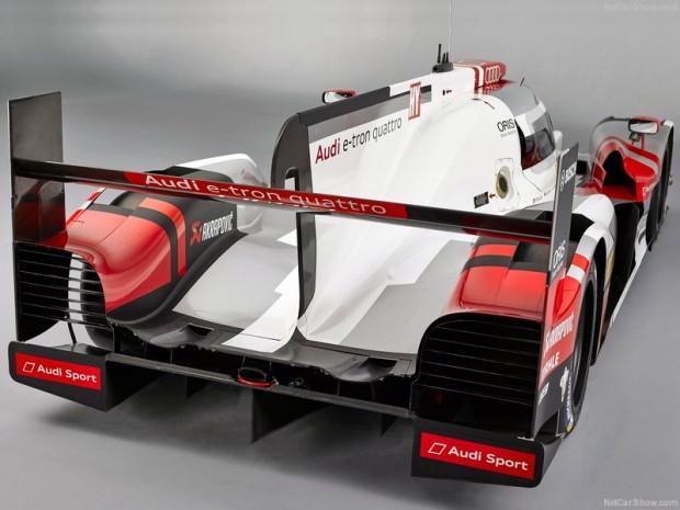 E-tron quattro Audi R18 Racecar - Page 4