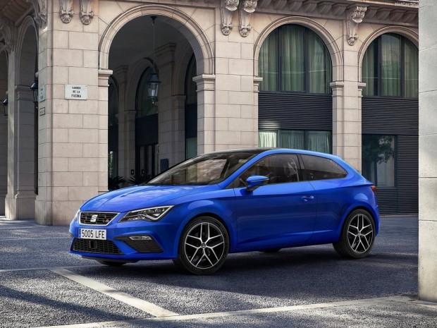2017 model Seat Leon tanıtıldı! - Page 1