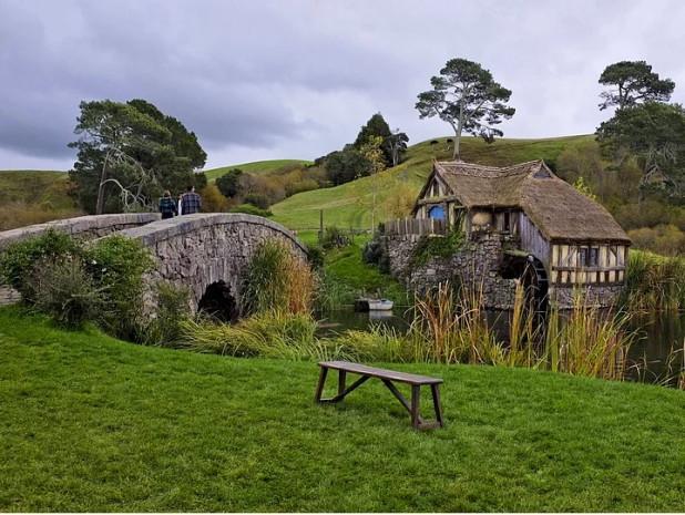 Efektsiz de bir harika: Orta Dünya'ya hayat veren 25 Yeni Zelanda mekanı - Page 2